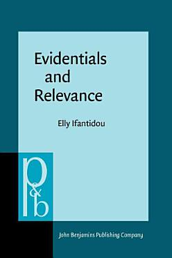 Evidentials and Relevance PDF