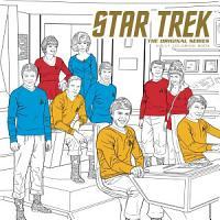 Star Trek the Original Series Adult Coloring Book PDF