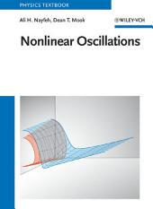Nonlinear Oscillations