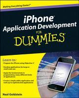 IPhone Application Development For Dummies PDF