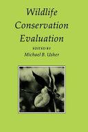Wildlife Conservation Evaluation