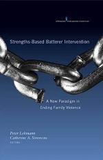 Strengths-Based Batterer Intervention