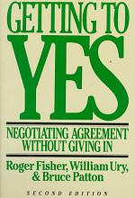 Getting to Yes PDF