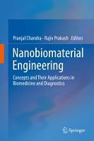 Nanobiomaterial Engineering PDF