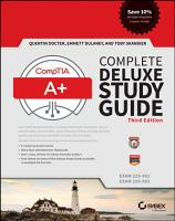 CompTIA A  Complete Deluxe Study Guide PDF