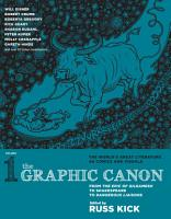 The Graphic Canon  Vol  1 PDF