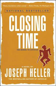 Closing Time Book