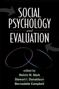 Social Psychology and Evaluation