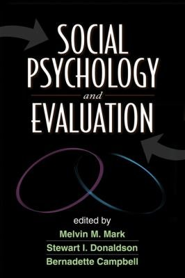 Social Psychology and Evaluation PDF