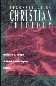 Reconstructing Christian Theology Book