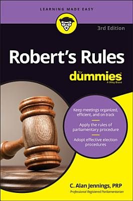 Robert s Rules For Dummies