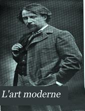 L'Art moderne: Volume21