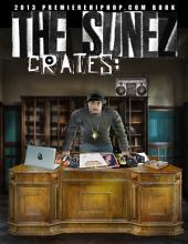 THE SUNEZ CRATES: 2013 PREMIEREHIPHOP.COM Book