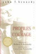 Profiles in Courage Book