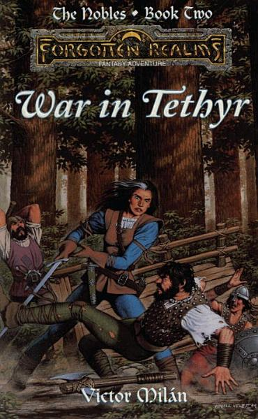 Download War in Tethyr Book