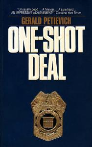 One Shot Deal Book