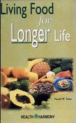Living Food for Longer Life PDF