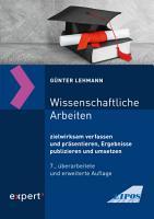 Wissenschaftliche Arbeiten PDF