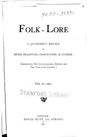 Folklore: Volume 2