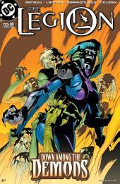 The Legion (2001-) #18