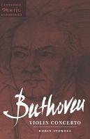 Beethoven  Violin Concerto PDF