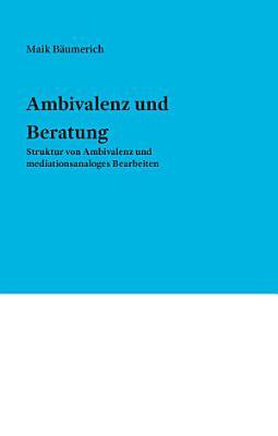 Ambivalenz und Beratung PDF