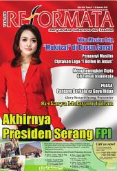 Tabloid Reformata Edisi 166 Agustus 2013