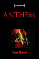 Anthem, Large-Print Edition