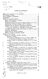 Proceedings of the ... Annual Convention of the Association of Land-Grant Colleges: Volumes 34-36