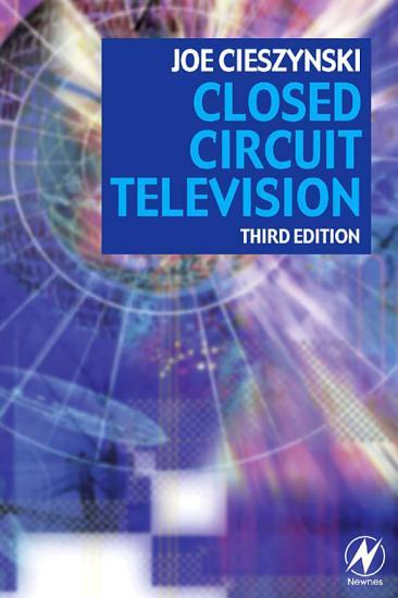 Closed Circuit Television PDF