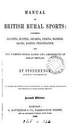 Manual of British Rural Sports     PDF
