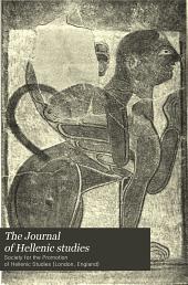 The Journal of Hellenic Studies: Volume 10