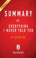 Summary of Everything I Never Told You