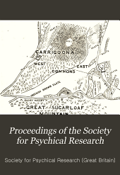 Proceedings of the Society for Psychical Research: Volume 15