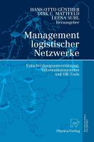 Management logistischer Netzwerke PDF