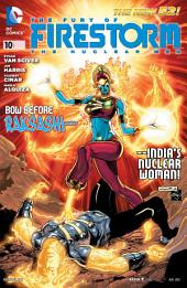 The Fury of Firestorm: The Nuclear Men (2011-) #10