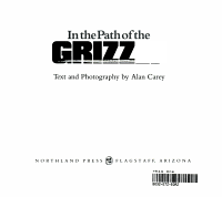 In The Path Of The Grizzly Book PDF