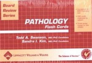BRS Pathology Flash Cards Book