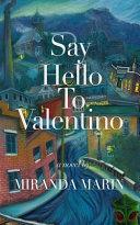 Say Hello to Valentino PDF