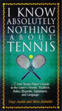 I Know Nothing About Tennis PDF