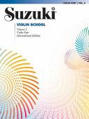 Suzuki Violin School PDF