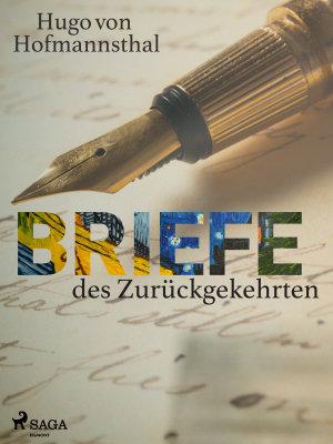 Briefe des Zur  ckgekehrten PDF
