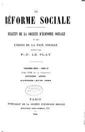 Revue d'ëconomie sociale et rurale: Volume23