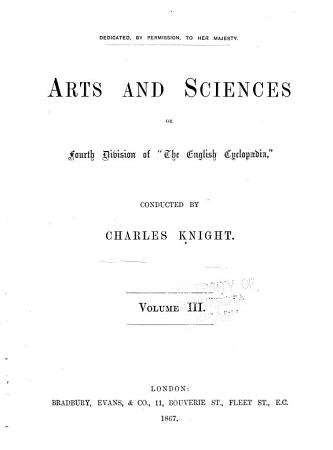 Arts and Sciences PDF