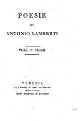 Collezione delle migliori opere scritte in dialetto veneziano: Volumi 1-3