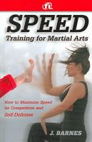 Speed Training for Combat  Boxing  Martial Arts  and MMA PDF