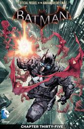 Batman: Arkham Knight (2015-) #35