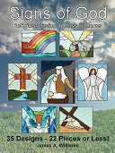 Signs of God Religious Stained Glass Patterns