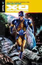 X-O Manowar Vol. 12: Long Live The King TPB