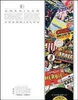 American Comic Book Chronicles  1960 64 PDF